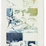 Doris Dittrich »Komposition Nr. 1 - Variantionen I - XXVI«, 2012, Radierungen, Foto © Hans Wetzelsdorfer